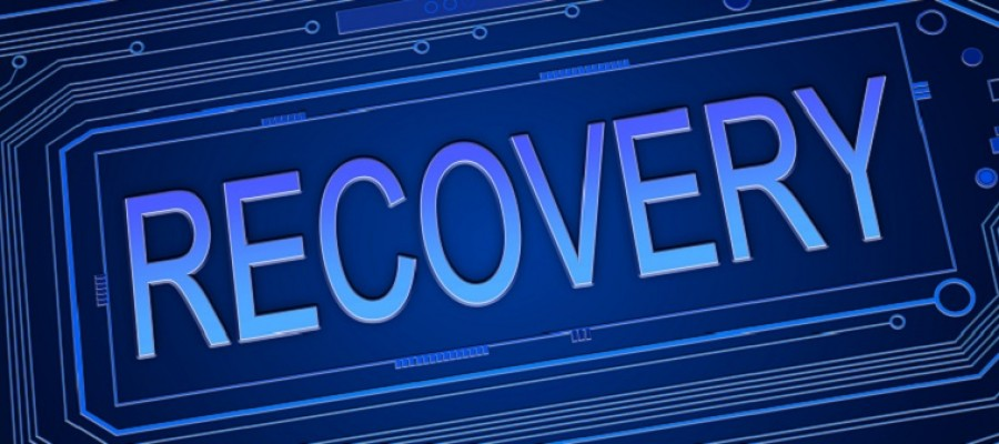 Recovery bedrijfsgegevens dure grap
